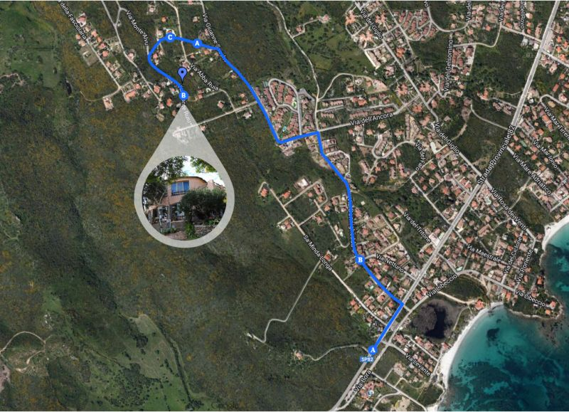 Location Apartment 68455 Olbia