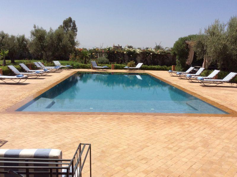 Swimming pool Location Villa 72989 Marrakech