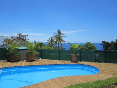 Swimming pool Location Studio apartment 73583 Saint Leu