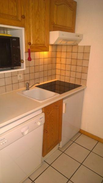 Summer kitchen Location Apartment 74184 Saint François Longchamp