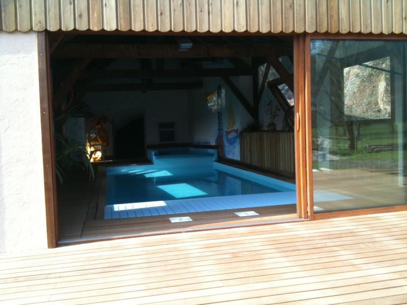 Swimming pool Location Self-catering property 77185 Vagney
