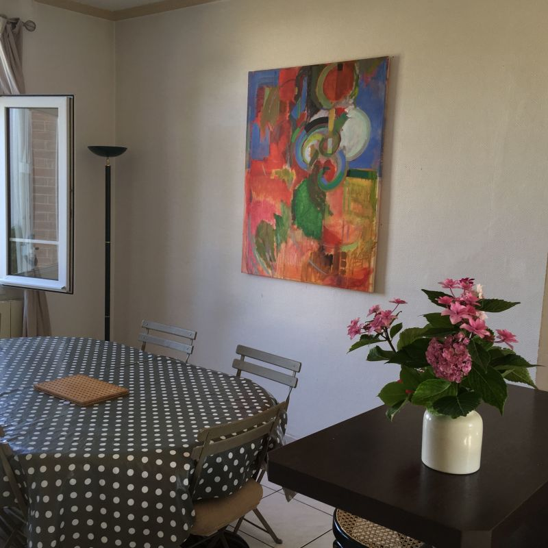 Dining room Location House 84445 Le Touquet