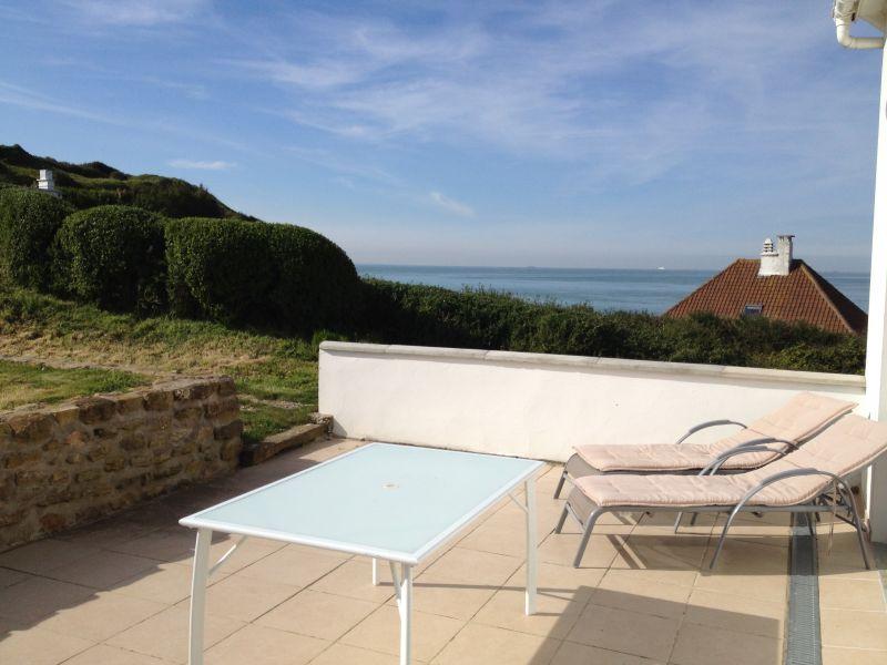 View from terrace Location Villa 85072 Audinghen