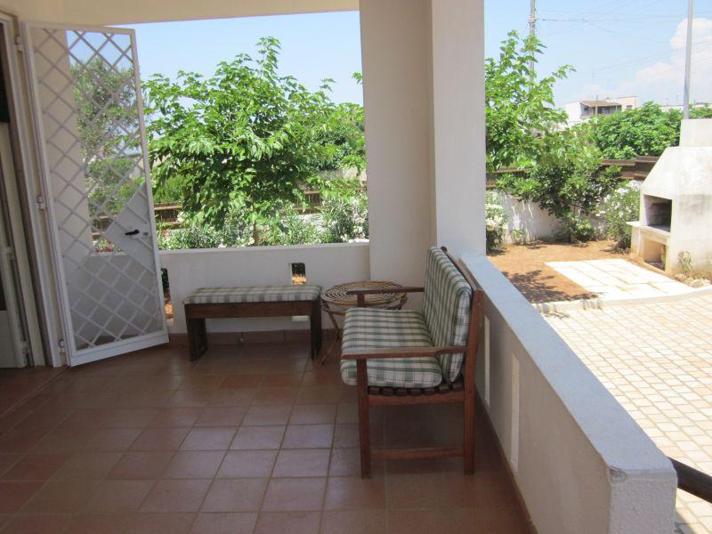 Terrace 2 Location Villa 93054 Gallipoli