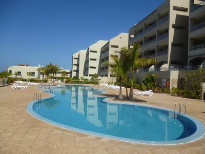 Swimming pool Location Apartment 96719 Playa de las Américas