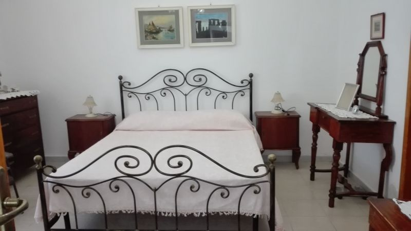 bedroom 1 Location Apartment 98134 Porto Cesareo