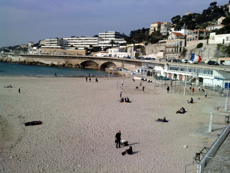 Beach Location Apartment 101206 Marseille