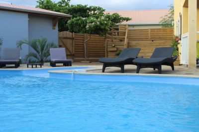 Swimming pool Location House 101895 Saint Pierre (R�union)