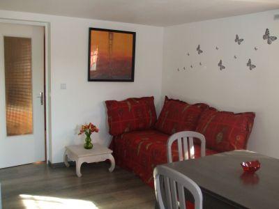 Living room Location Flat 103827 Biarritz