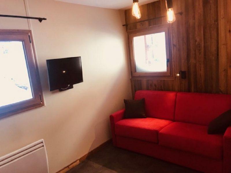 Living room Location Studio apartment 106772 Avoriaz