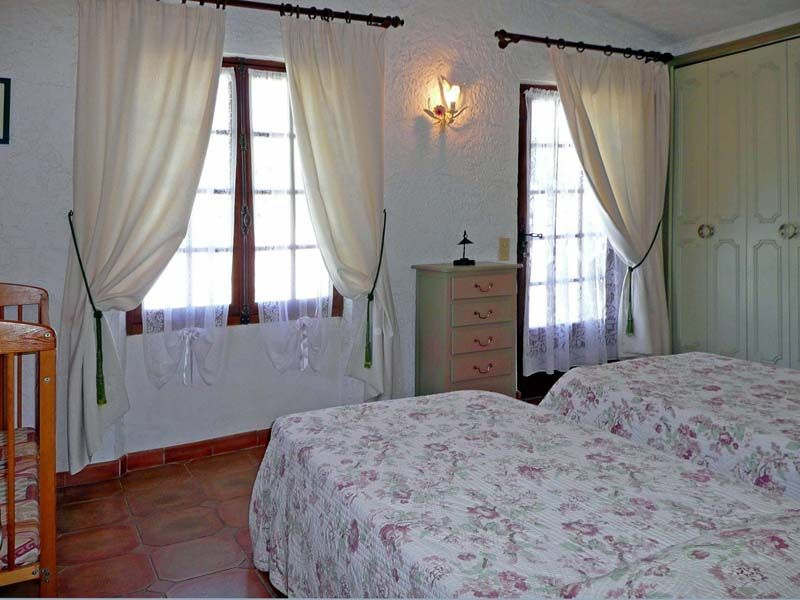 bedroom 4 Location Villa 109162 Saint Tropez