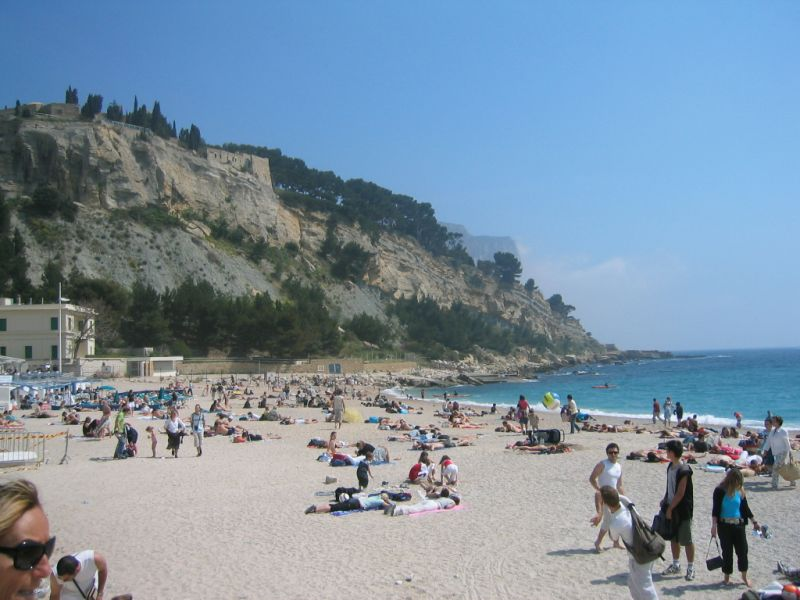 Beach Location Villa 109451 Cassis