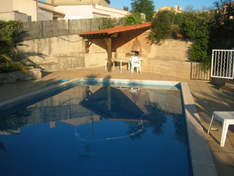 Swimming pool Location Villa 109451 Cassis