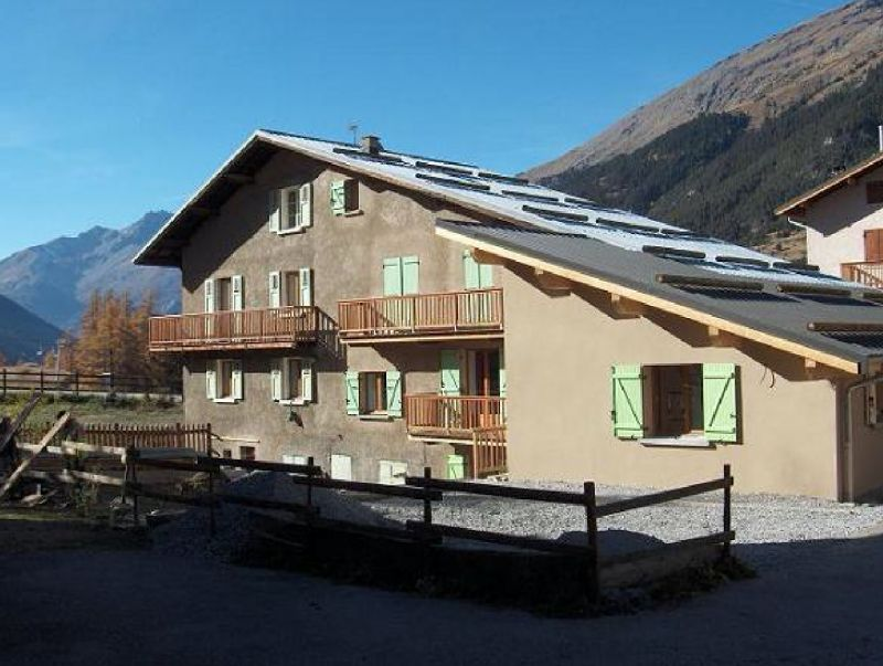 Outside view Location Apartment 109968 Val Cenis