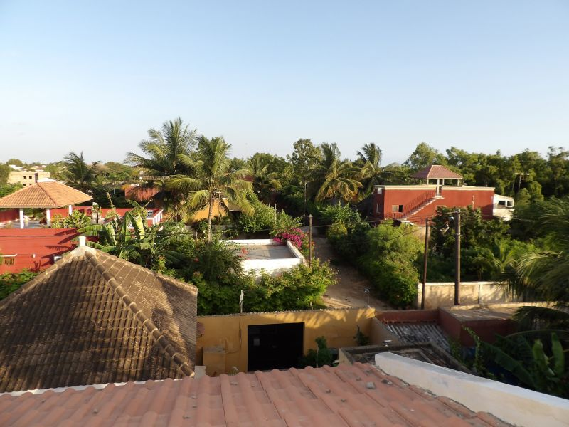 View from terrace Location Apartment 111793 Saly