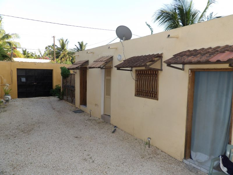 Parking Location Apartment 111793 Saly