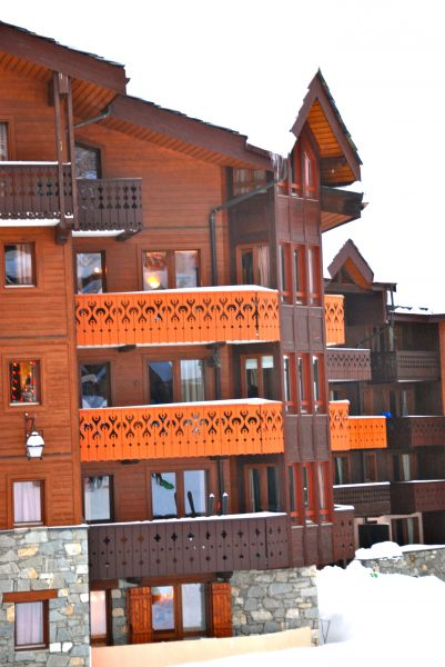 Outside view Location Apartment 112087 Valmorel