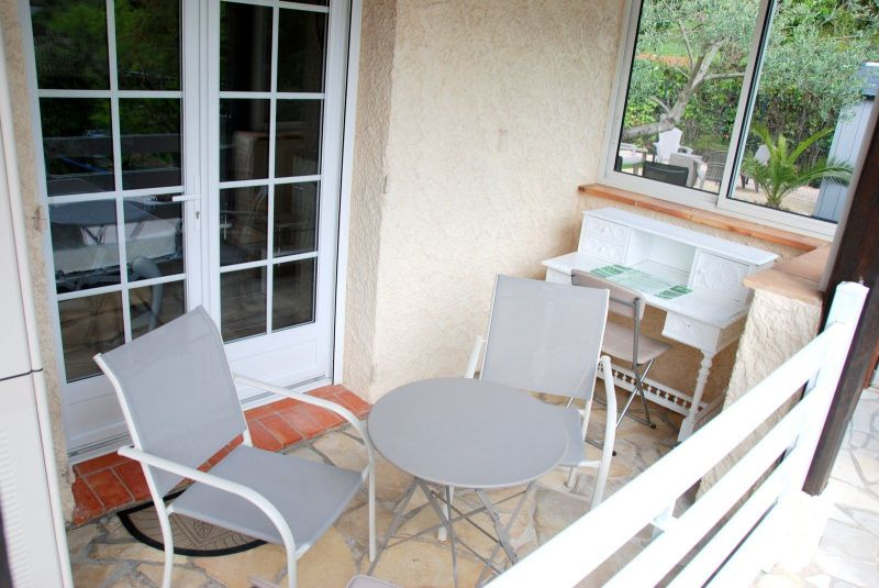 Loggia Location Self-catering property 112877 Cannes