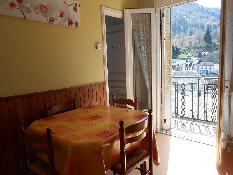 Dining room Location Apartment 115202 La Bourboule