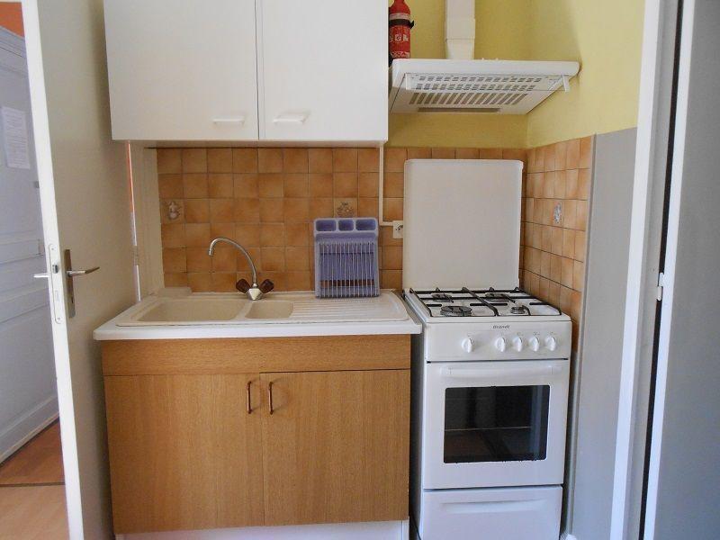 Kitchenette Location Apartment 115202 La Bourboule