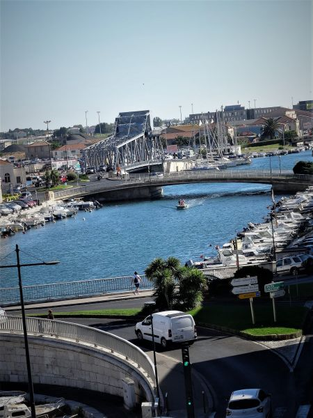 View from the property Location Studio apartment 115750 Sete