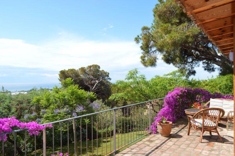 View from terrace Location Villa 116089 Barcelona