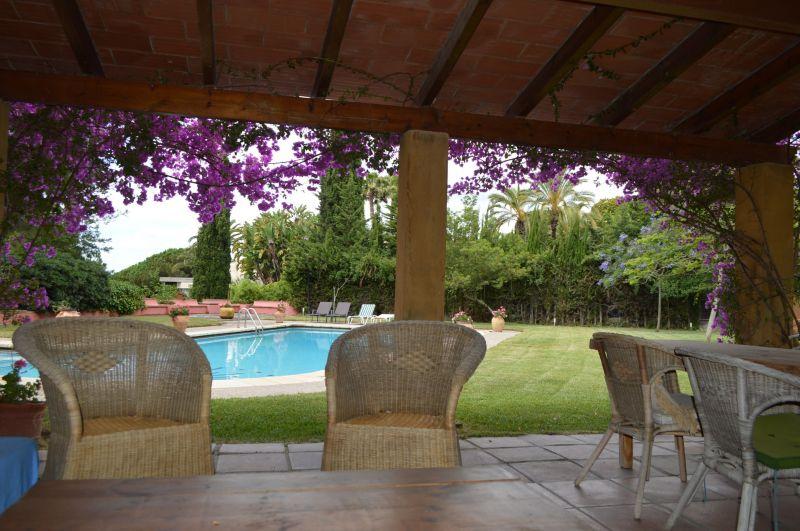 Swimming pool Location Villa 116089 Barcelona
