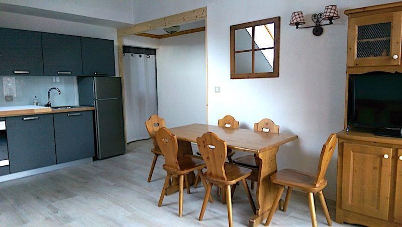 Living room Location Apartment 117722 Valloire