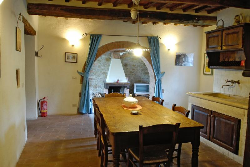 Location Self-catering property 65957 Siena