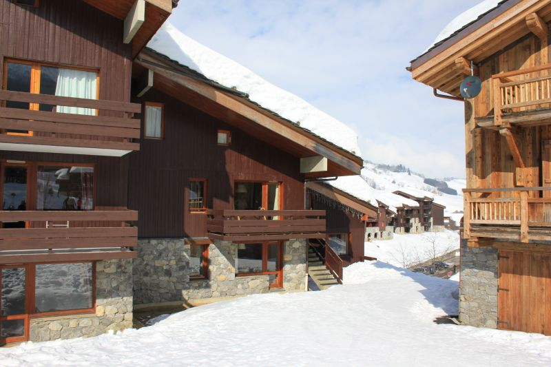 Outside view Location Apartment 66547 Valmorel