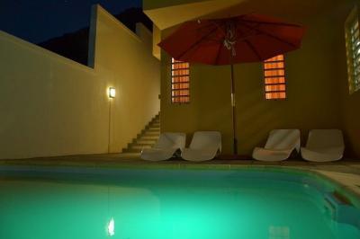 Swimming pool Location Studio apartment 67726 Tamarin