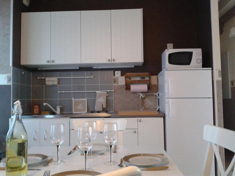 Kitchenette Location Studio apartment 77332 Honfleur