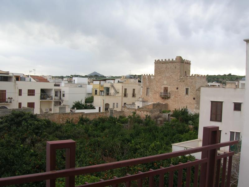 View from the balcony Location Apartment 83160 San Vito lo Capo