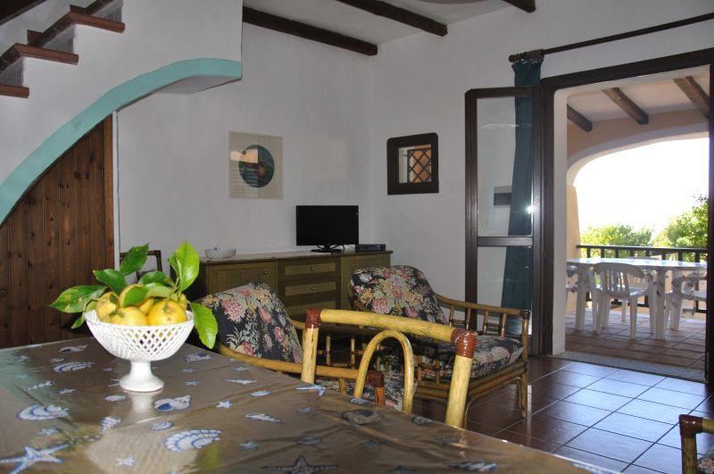 Living room Location Apartment 84500 Santa Teresa di Gallura
