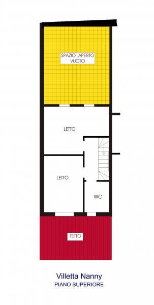Property map Location Apartment 84500 Santa Teresa di Gallura