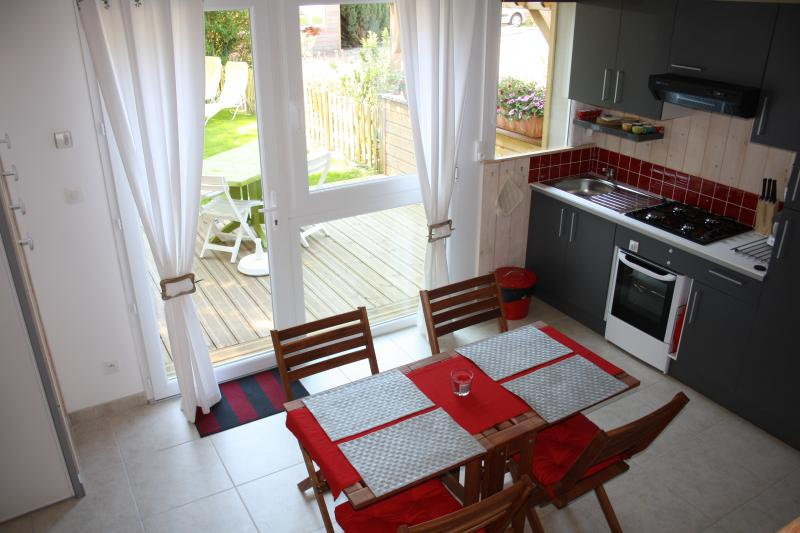 Other view Location Self-catering property 85453 Quend Plage