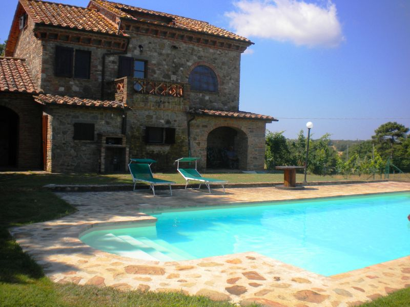 Swimming pool Location House 87280 Cortona