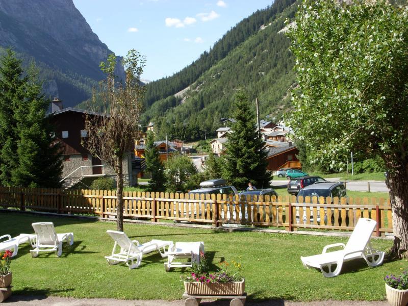 Garden Location Apartment 89172 Pralognan la Vanoise