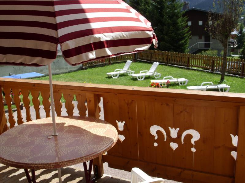 Balcony Location Apartment 89172 Pralognan la Vanoise