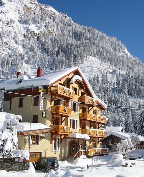 Outside view Location Apartment 89172 Pralognan la Vanoise