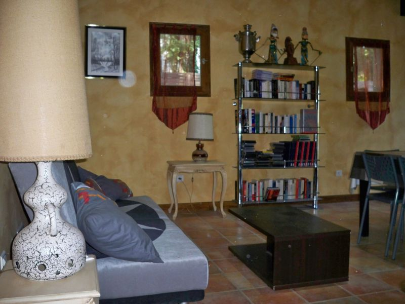 Living room Location House 90128 Forcalquier