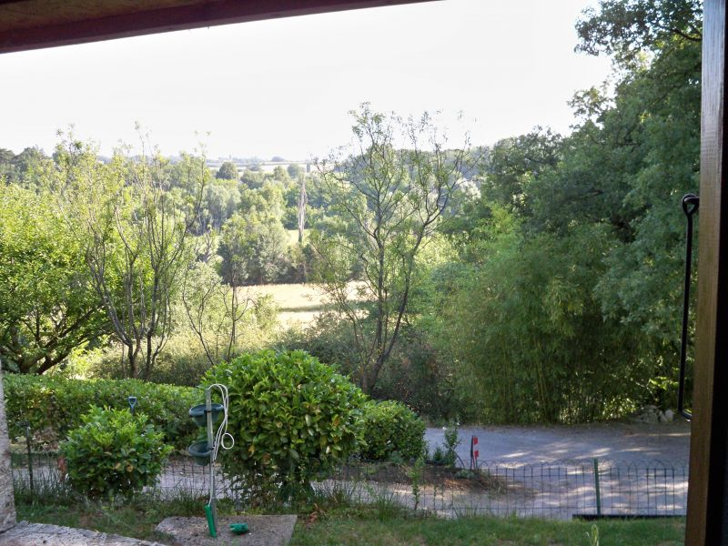 View from terrace Location House 90128 Forcalquier