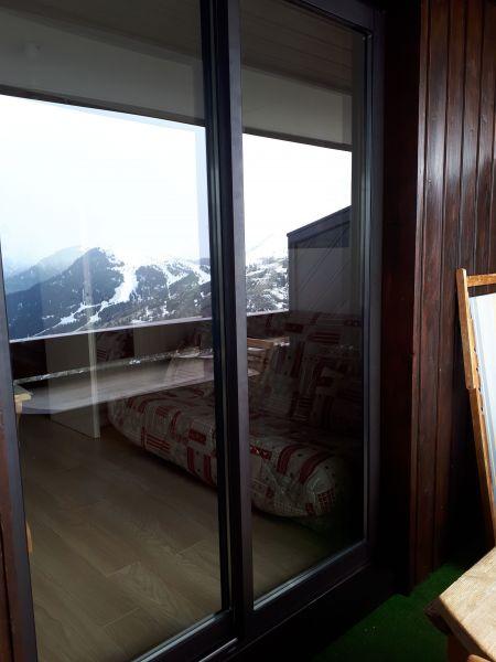 Outside view Location Studio apartment 93111 Alpe d'Huez