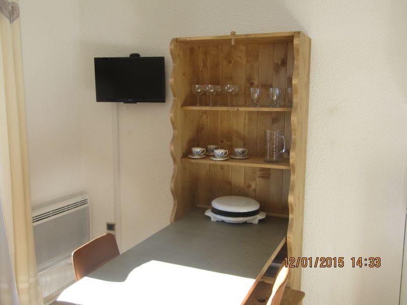 Sitting room Location Studio apartment 93111 Alpe d'Huez