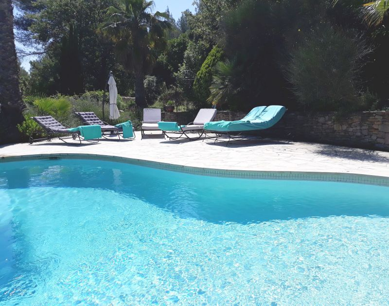 Swimming pool Location Villa 94916 La Cadière d'Azur
