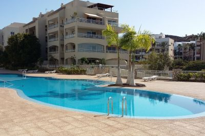 Swimming pool Location Apartment 103218 Los Cristianos