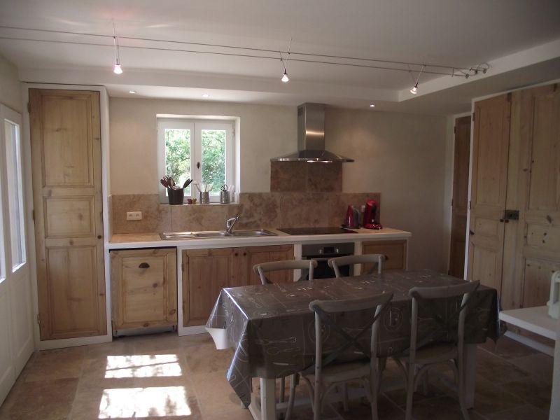 Sep. kitchen Location House 106470 Grignan
