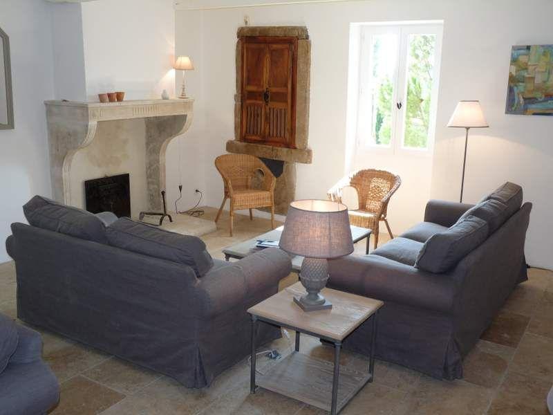 Sitting room Location House 106470 Grignan
