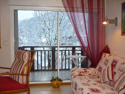 Sitting room Location Apartment 110668 Saint Lary Soulan
