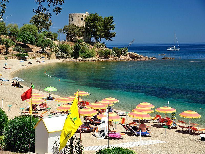 Beach Location Villa 113799 Santa Maria Navarrese